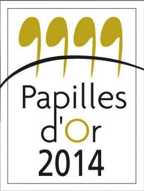Papilles d'or 2014