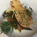 Tartare de Saumon frais & Fumé